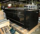 Unused- Kice Venturi Pulse Jet Dust Collector, Model VS36-10, Carbon Steel, 420 Square Foot Filter Area, Approximate 3000 CF...