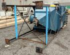 Used- Mikro-Pulsaire Pulse Jet Dust Collector, Model 64S-8-20, Carbon Steel. Approximately 603 square feet filter area. Hous...