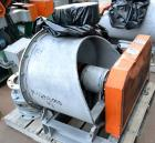 Used- Nippon Pneumatic Pulse Jet Dust Collector, Model PBF-40, 430 Square Filter Area. Carbon steel housing 52