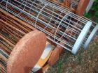 USED:Schick pulse jet dust collector, model 84HV46, carbon steel.(46) 5