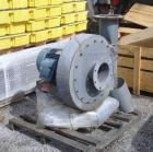 Used- Semco Dust Collector, Model VF-F-6-0-580, Stainless Steel. 628 Square feet surface area with (79) 4.5