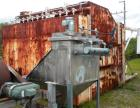 Used- Specialty Engineering Pulse Jet Dust Collector, approximate 1306 square foot filter area, carbon steel. 126