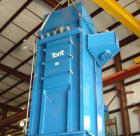 Used-Torit Bag Type Dust Collector, Model 36PJD.  270 Square foot filter area, 30 bags measuring approximately 72