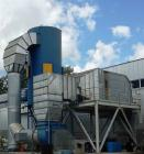 Used- Donaldson Torit RF Baghouse Dust Collector, Model 484 RFW 10