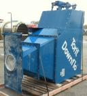 Used- Torit Downflo Cartridge Type Dust Collector, model DFT2-8, 1520 square feet filter area, carbon Steel. Housing measure...