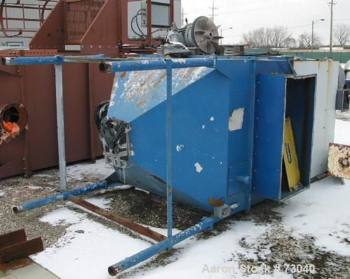 Used- Torit Envelope Type Dust Collector, Model 130-24/15HSS