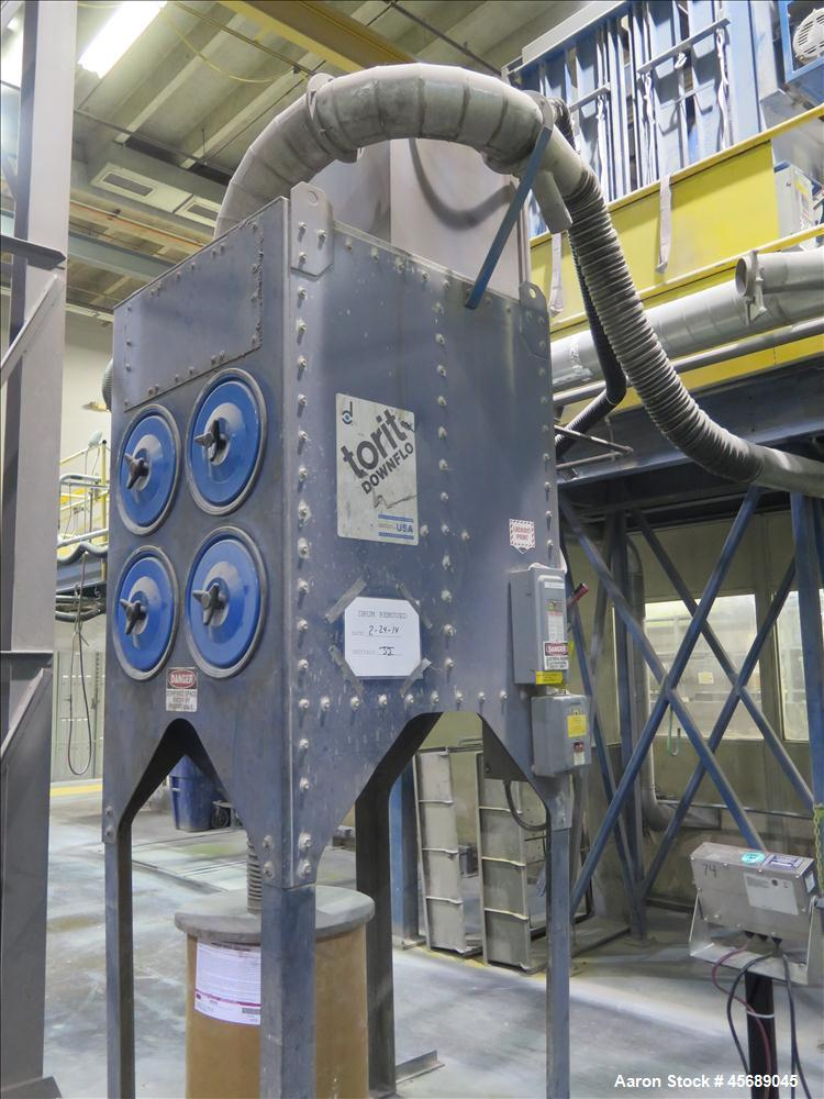 Used-Torit Dust Collector, Model 2DF4