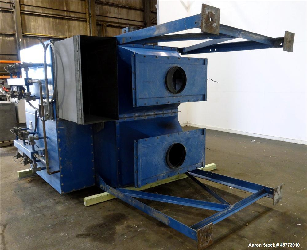 Used- Torit Downflo Dust Collector, Model 3DF24.