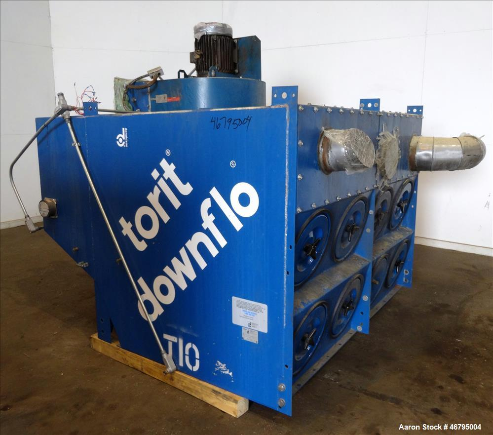 Used- Donaldson/Torit Downflo Pulse Jet Cartridge Dust Collector, Model DFT2-16