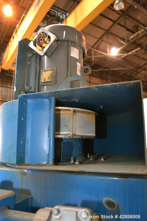 Used- Torit Downflo II Cartridge Type Pulse Jet Dust Collector, Model DFT2-8, Carbon Steel. 1,520 Square feet filter area, n...