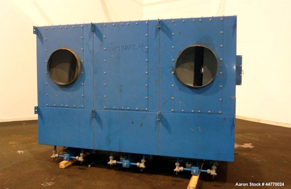 Used- Torit Downflo II Cartridge Type Pulse Jet Dust Collector, Model DFT3-36, Carbon Steel.  6840 Square feet filter area, ...