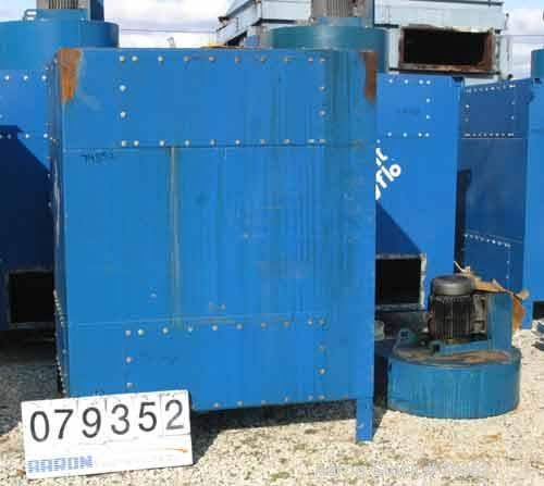 USED:Donaldson Torit Dryflo Mist dust collector, cartridge type,880 sq ft filter area. Nominal air flow cfm approx 8800. Car...