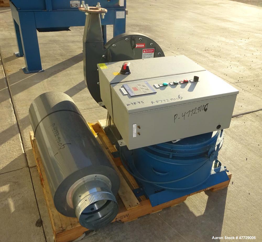 donaldson torit dust collector parts manual
