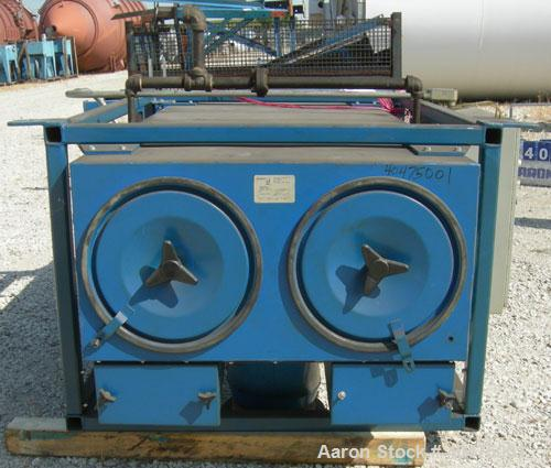 Used- Torit self-contained fume collector, model T-2000, carbon steel. (4) Filter unit providing approximately 636 square fe...