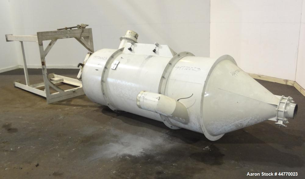 Used- Carbon Steel Torit Downflo Cartridge Dust Collector, Model TD-573