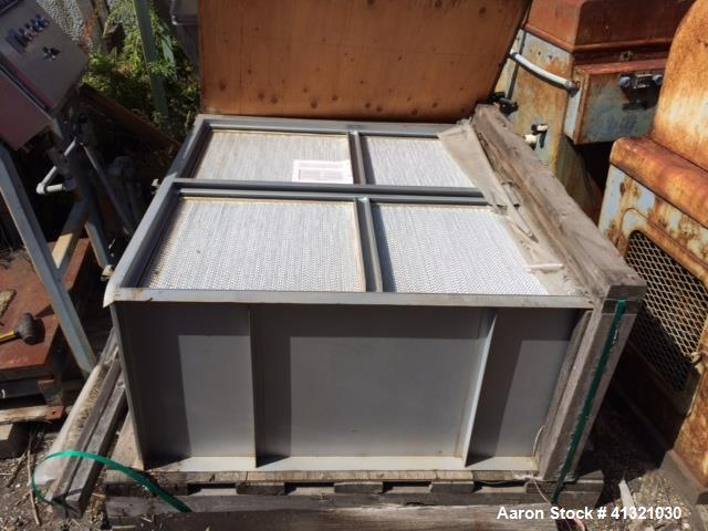 Used- Torit Ultra-Lok Safety Hepa Filter, Model 2 x 2