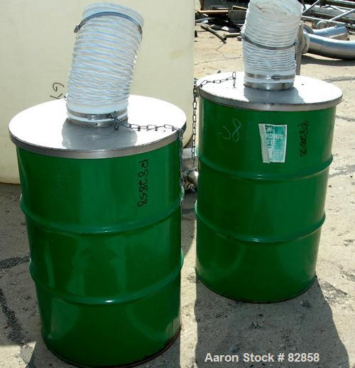 Used-  Ultra Industries Cartridge Type Pulse Jet Dust Collector, Model CCU12X2