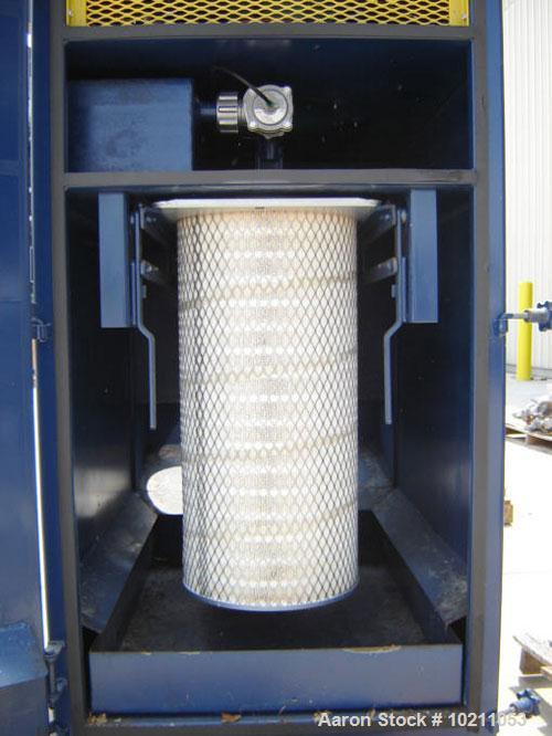 Used-Sidekick Portable Dust Collector, Model PSK-15440, Manufactured by Uni-Wash / Polaris Industrial Ventilation Group. Dat...