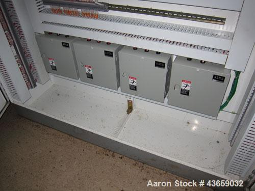 Used-Allen Bradley Relay Panel