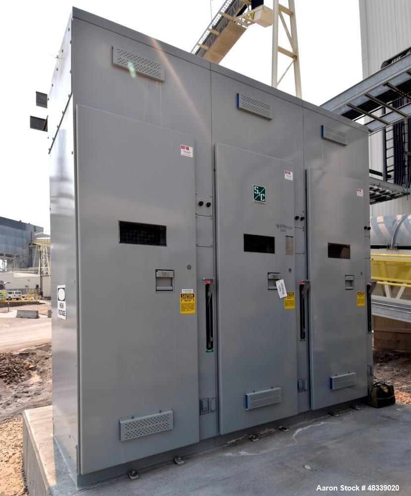 Used- S&C Electric Company Metal Enclosed Switchgear
