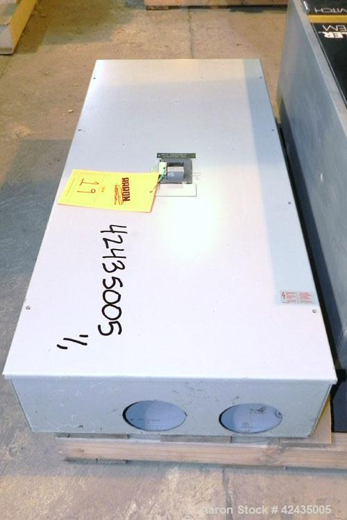 Used- GE 800 Amp Disconnect in NEMA 1 Enclosure