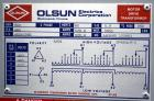 Used- Olsun Electrics Motor Drive Transformer