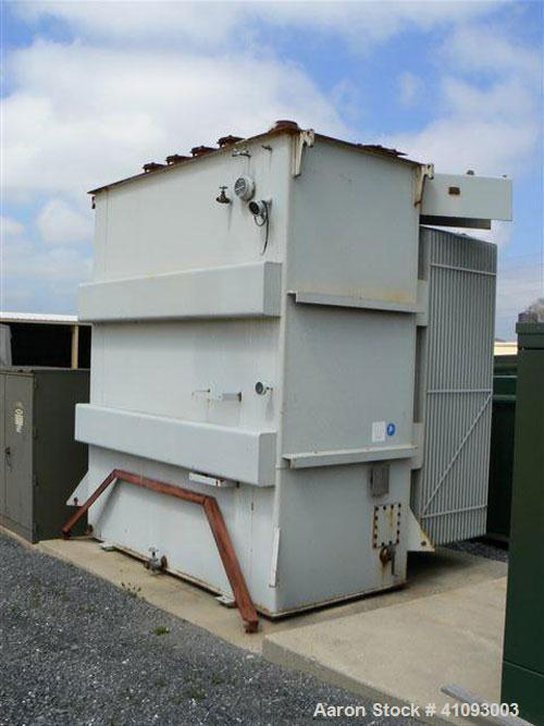Used-Delta Star 3 phase, type PT, 115000-26400Y/15240, Class OA/FFA, Delta-Wye, 12000 kva. Full wave impulse level: HV 450 k...