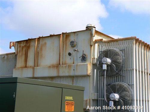 Used-Westinghouse 3 phase, 115000-26400Y-15242 volts, type SL, Class OA, 12000 kva at 55 deg C, 13440 kva @ 65 deg C. BIL: H...