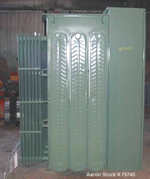 USED: GE transformer, 2500 kva, 3/60. Primary voltage 24,940, 2400 secondary voltage. Coolant: oil. Temp rise 55/65 deg C. O...