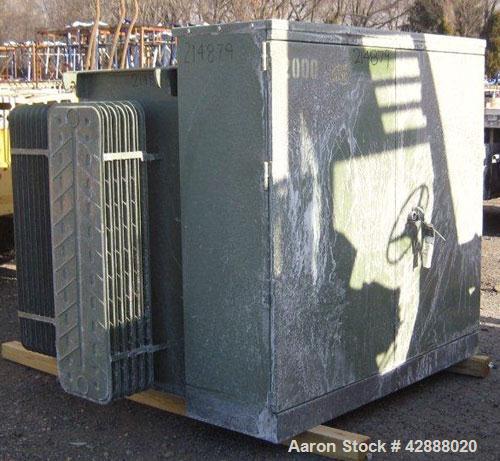 Jerry's Electric Padmount Distribution Transformer