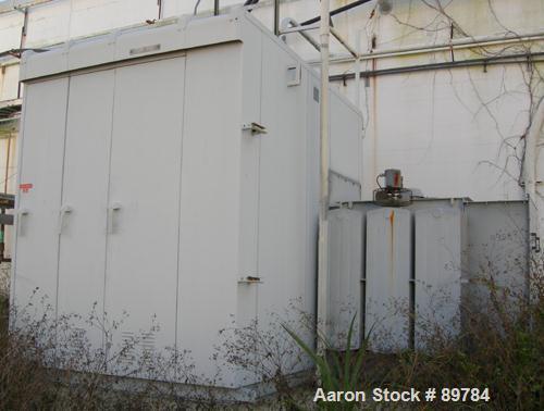 USED: Square D transformer. 1000/1150 kva, Class OA/FA, 3/60, 12,470 delta HV volts, 480Y/277 LV volts.