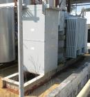 Used- Allis-Chalmers Transformer, kva rating 2000/2300 forced air. Class MCS OA. 3 Phase, 60 cycles. Volts H 13,200, Volts X...