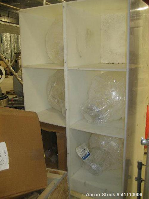 Used- Buchi Rotovap Rotary Evaporator, Model R-176. Heated water bath, multiple glass evaporating flasks, column, on base wi...