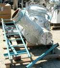 Used- APV Single Effect Paravap Rising Film Evaporator, Model R86, 316 Stainless Steel. Approximate feed rate 10,000 pounds/...