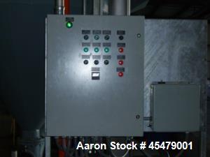 Used- Ecologix Evaporator, Model EC300/ED300