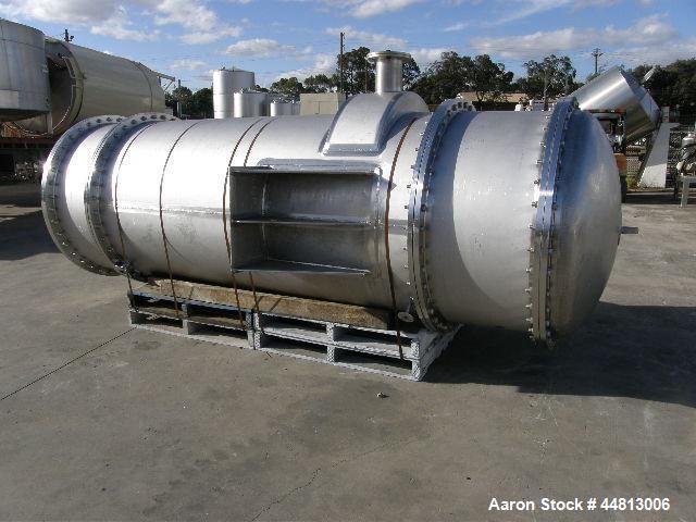 Used- Ganrob Clanadria Natural Circulation Evaporator