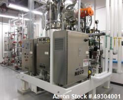 Used- MECO Stainless Steel WFI (Water for Injection) System.