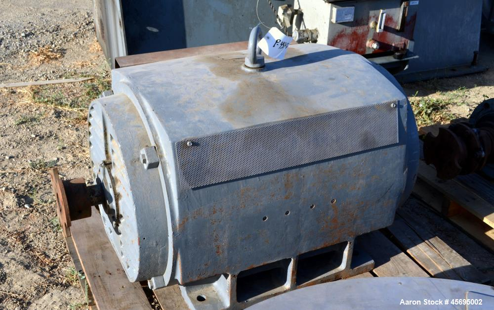 Used- C.E. Rogers MVR Mechanical Vapor Re-compression Double Effect Evaporator