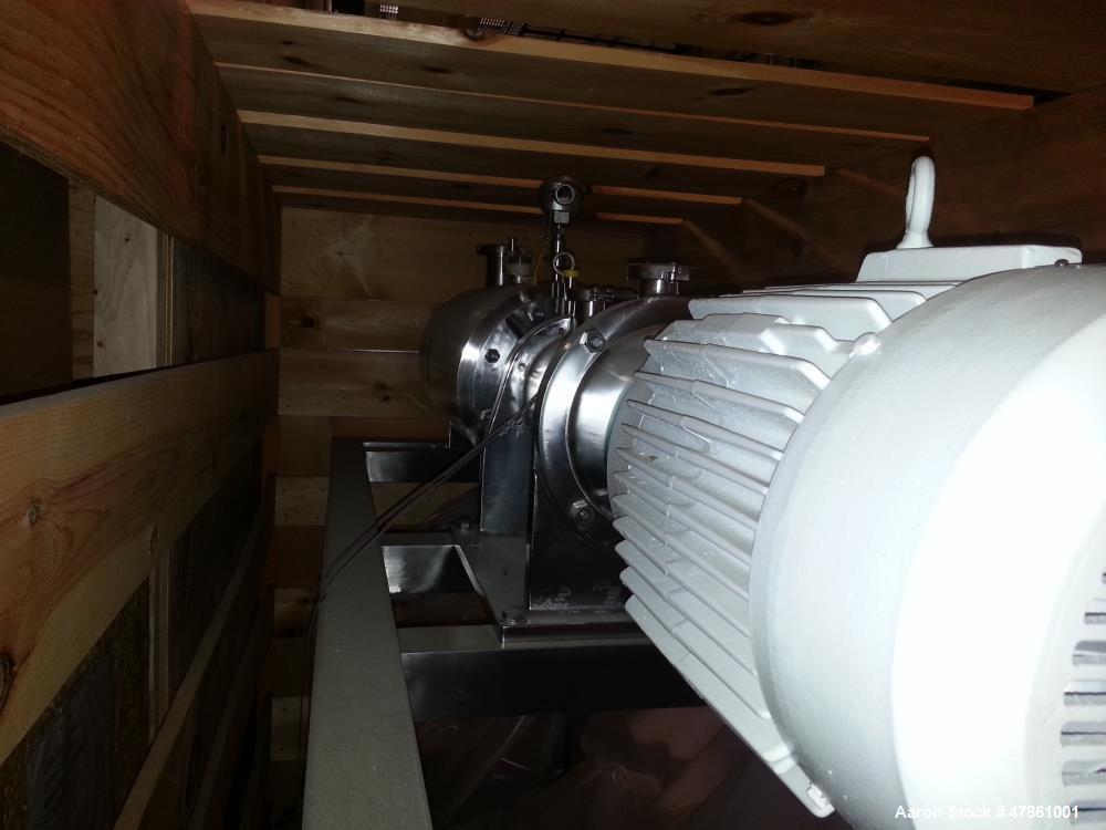Unused- Artisan Pharmaceutical Grade Rototherm, Horizontal Thin-Film Evaporator