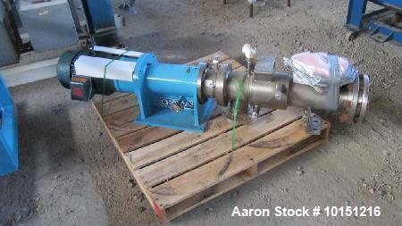 Used- Artisan Industries, Rototherm E Horizontal Thin Film Evaporator.