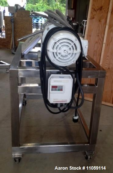 Used- Artisan 1 Square Foot Rototherm Thin Film Evaporator
