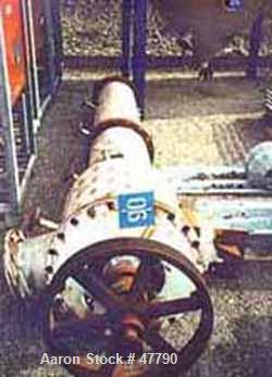 Used- Buss-SMS Evaporator, Type B400