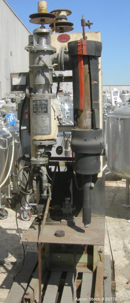 Used- Cherry-Burrell Votator Turba-Film Processor, Model 04-013