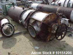 Used- Vertical Wiped Film Evaporator