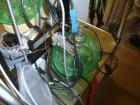 Used- Pope Scientific Wiped Film Evaporator, .35 Square Feet. 2