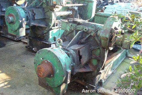 "Used-Anderson Expeller, 55"" Duo. 1.5 to 2 tons of meal and oil per hour, capacity 8761. Manufactured circa 1960. Having a 6""..."