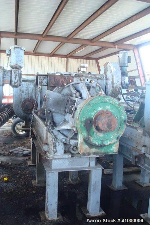 "Used-Anderson Expeller, 55"" Duo. 1.5 to 2 tons of meal and oil per hour, capacity 10399. Manufactured circa 1960. Having a 6..."