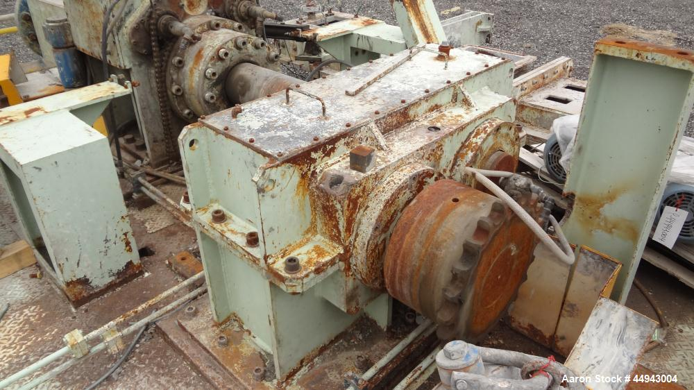 Used- Carbon Steel MIG Extruder, Model 350C