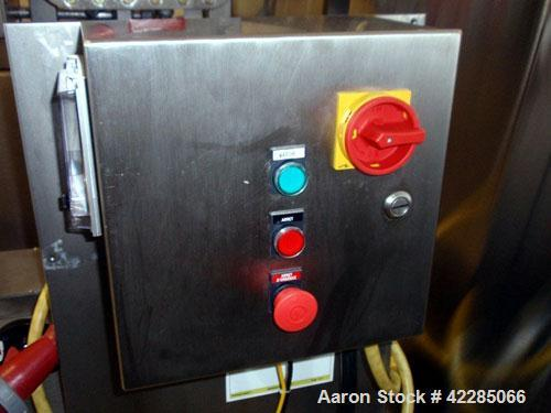 Used- Stainless Steel Nica Systems Extruder