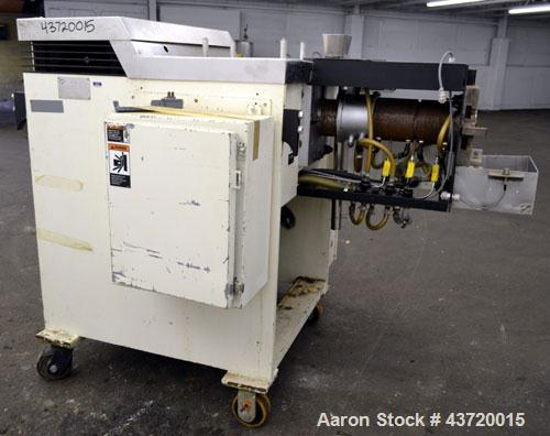 Used- APV Baker Perkins Single Screw Extruder